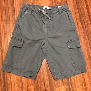 Old navy boys shorts gray size XL (14-16)